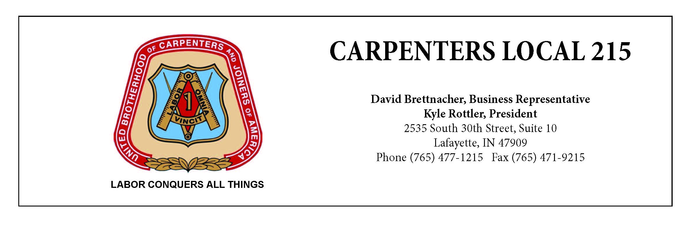 Carpenters Local 215