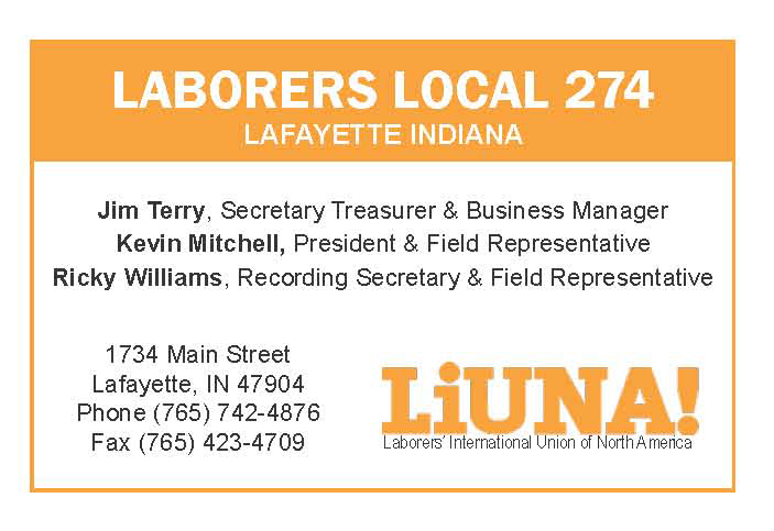 Labors Local 274