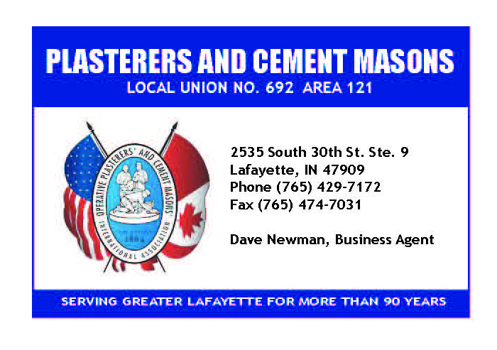 Plasters Cement Masons Local 692