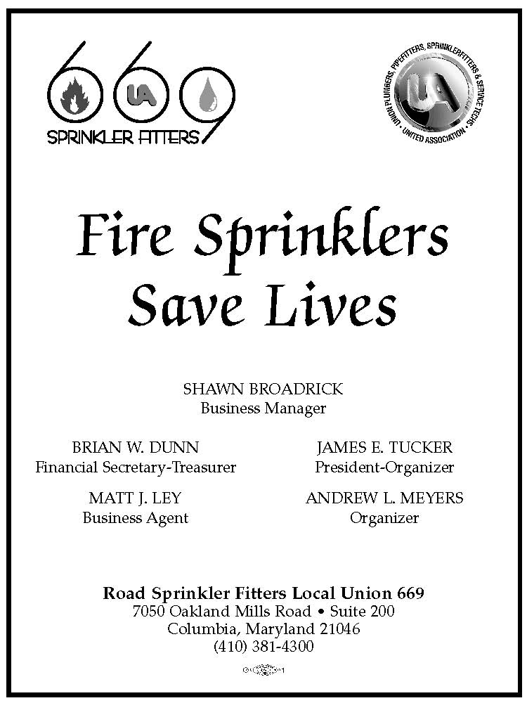 Road SprinklerFitters Local 669